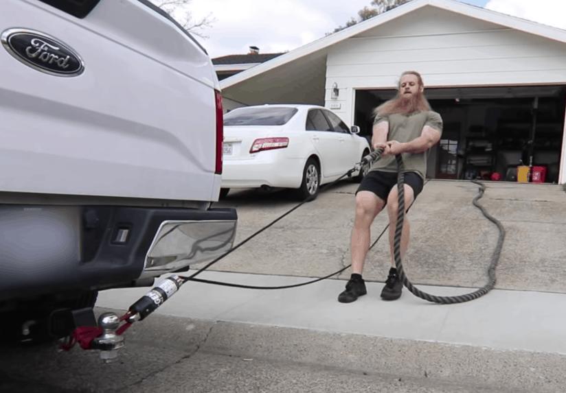 Untamed Strength: My Home Gym SECRET TOOL